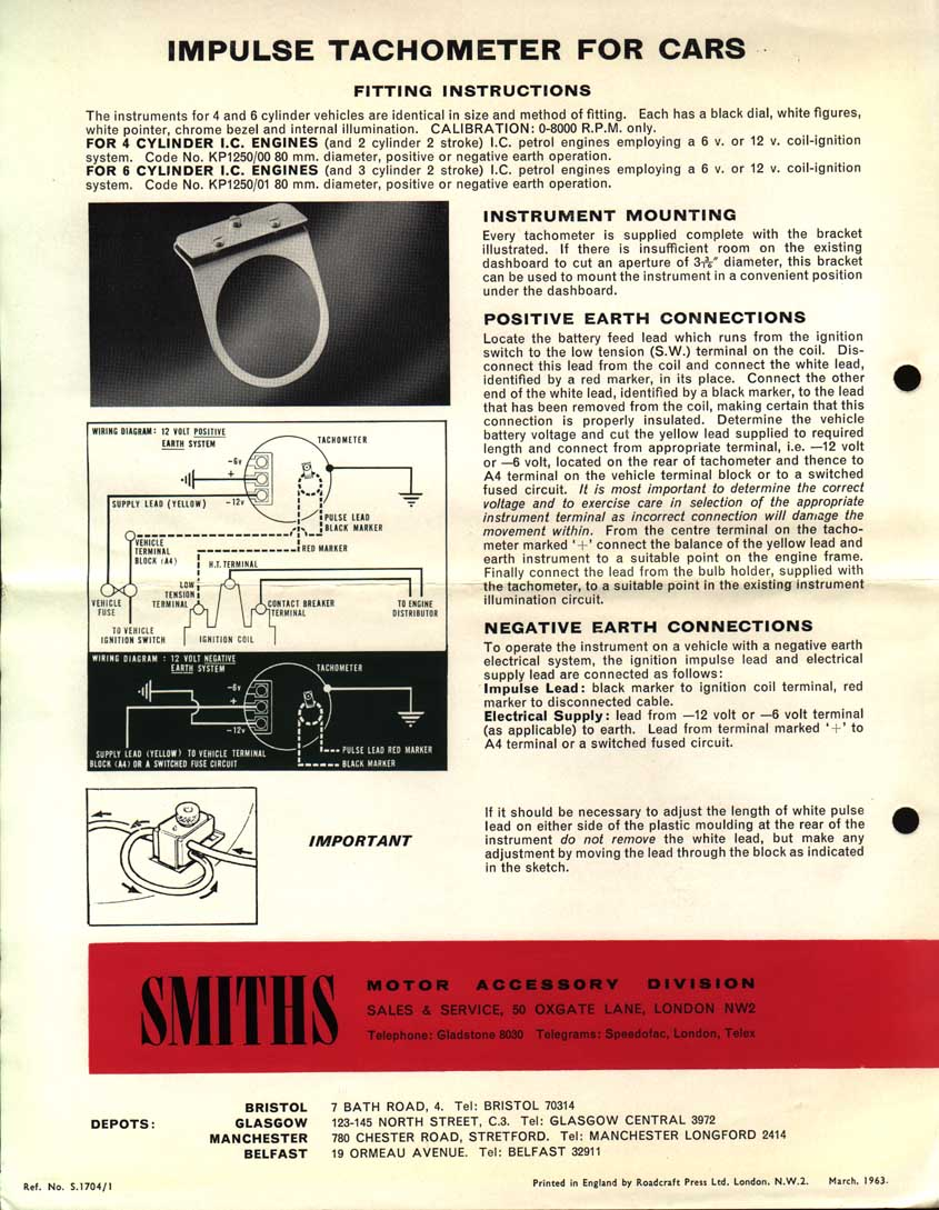 Impulse Tachometer Wiring Diagram Library Chis Electrical Diagrams Image